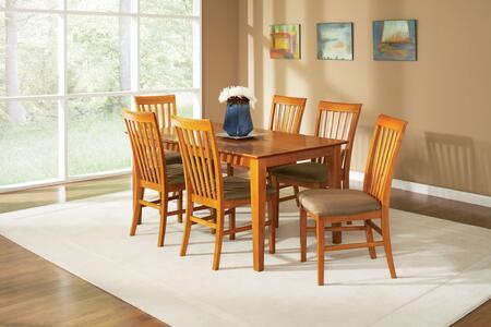 Atlantic Furniture SHAKER3660STDTAW