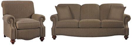 Bassett Furniture 3991FCFC1182SR Club Room Living Room Sets