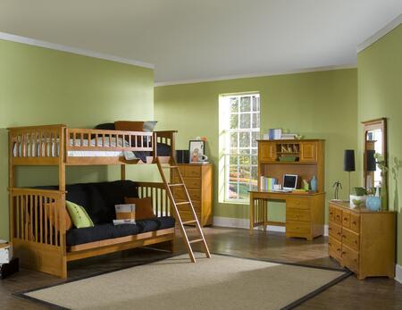 Atlantic Furniture COLTFUAW Childrens Futon