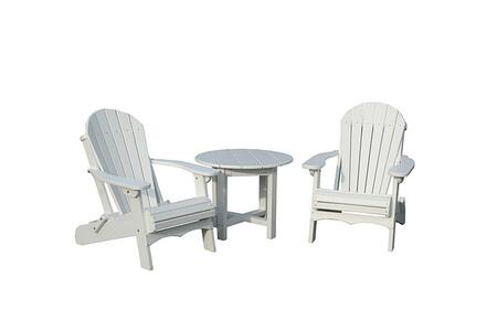 Vifah V1090SET1W Patio Sets