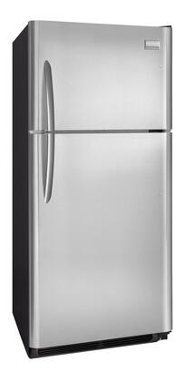 Frigidaire FGUI2149PF Gallery Series Freestanding Top Freezer Refrigerator with 20.6 cu. ft. Total Capacity 4 Glass Shelves 5.3 cu. ft. Freezer Capacity |Appliances Connection