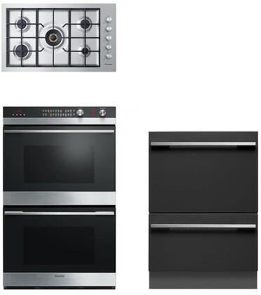 Fisher Paykel 718188 Kitchen Appliance Packages