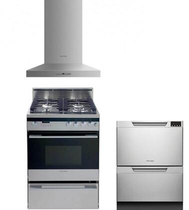 Fisher Paykel 719049 Kitchen Appliance Packages