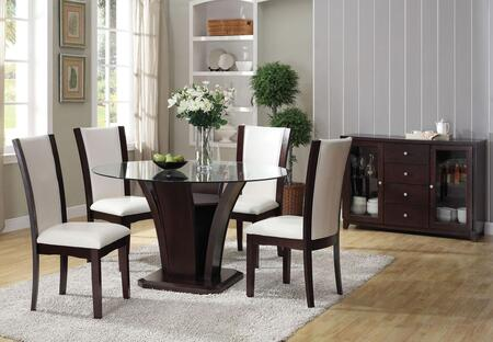 Acme Furniture Malik 6 PC Set
