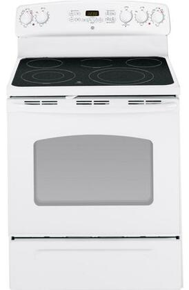 "GE JB650DTWW 30"" Electric Freestanding"