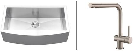 Ruvati RVC2455 Kitchen Sink