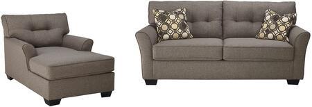 Milo Italia MI8120SCSLAT Deangelo Living Room Sets