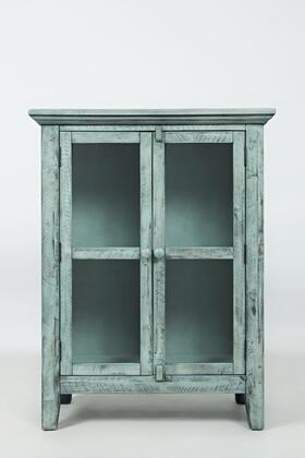 "Jofran Rustic Shores Collection 1615-XX X"" Accent Cabinet with XX and XX in Surfside Finish"