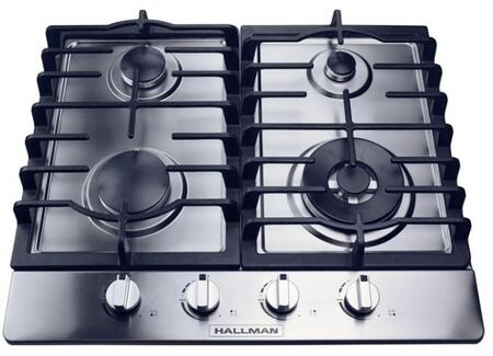 24 in Gas Cooktop