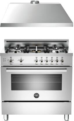 Bertazzoni 706644 Professional Kitchen Appliance Packages
