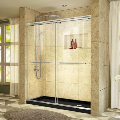 Charisma Shower Door RS39 60 01 88B RightDrain E
