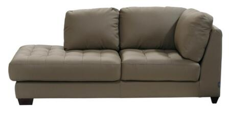 Diamond Sofa laredorfchaisemb LAREDO Series Leather Chaise Lounge