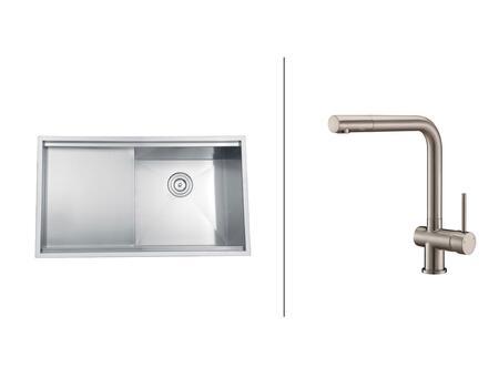 Ruvati RVC2365 Kitchen Sink