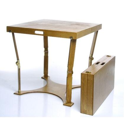 Spiderlegs CD3030X Hand Crafted Dining Table with a Unique Patented Folding Design in