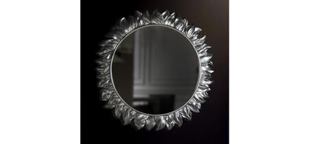 VIG Furniture LS541 Emma Series Round  Mirror