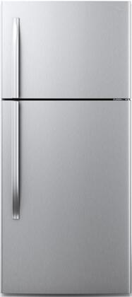Midea WHD663FWESS1 30 Inch Freestanding Top Freezer Refrigerator