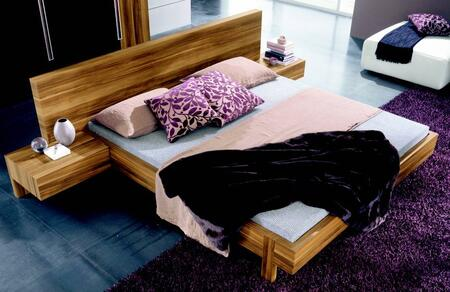 Rossetto T304601353001  Queen Size Platform Bed