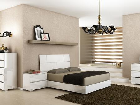 Casabianca Pisa 4 Piece Queen Size Bedroom Set