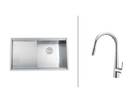 Ruvati RVC2362 Kitchen Sink