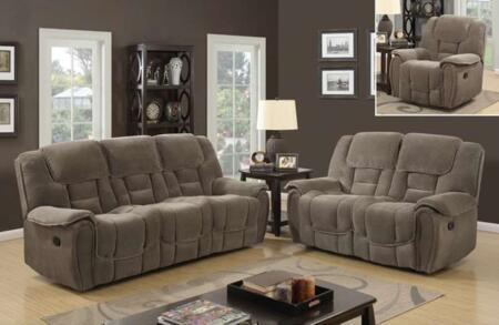 Global Furniture U101LISATAUPERSRLSRR U101 Living Room Sets