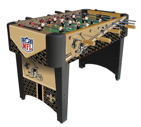 Imperial International 87-10 Foosball Table With Official NFL Team Logos and Colors
