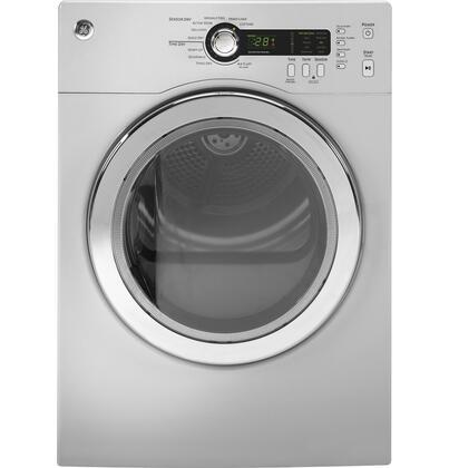 GE DCVH485EKMS Electric Dryer