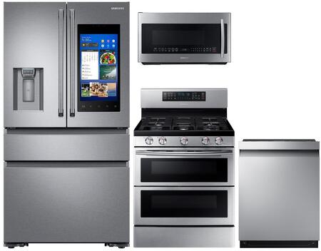 Samsung 757421 Kitchen Appliance Packages