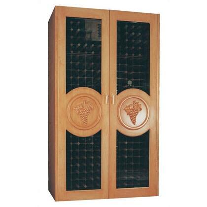 Vinotemp VINO-700CONCORDx Oak Refrigerated Wine Cabinet,