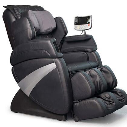 Cozzia EC363E Massage Chair with Zero Gravity, LED Remote, Six Pre-Programmed Massage Options, 36 Airbags, Auto Timer, Back and Footrest Deep Recline in