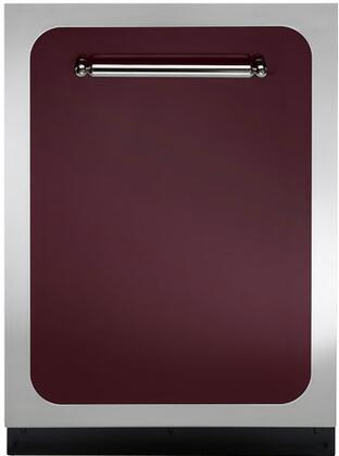 """Heartland HCTTDWCRN 24"""" Classic Series Built In Fully Integrated Dishwasher"""