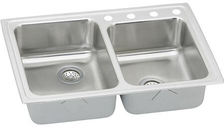 Elkay LRADQ250653 Kitchen Sink