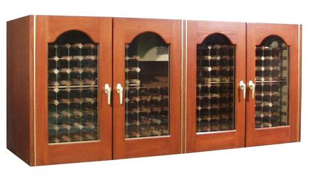 "Vinotemp VINO400CREDPROEO 88"" Wine Cooler"
