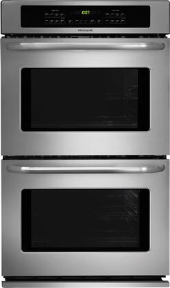 """Frigidaire FFET2725PS 27"""" Double Wall Oven, in Stainless Steel"""