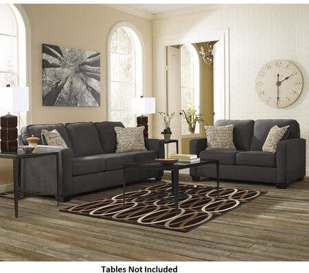 Flash Furniture Signature Design by Ashley Alenya 2 PC Living Room Set with Sofa + Loveseat in