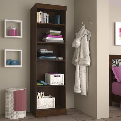 """Bestar Furniture 26162 Pur by Bestar 25"""" Storage unit"""