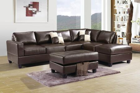 Glory Furniture G305BSCO G300 Sectional Sofas