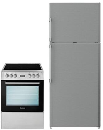 Blomberg 731534 Kitchen Appliance Packages