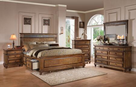 Acme Furniture 24480Q5PC Bedroom Sets