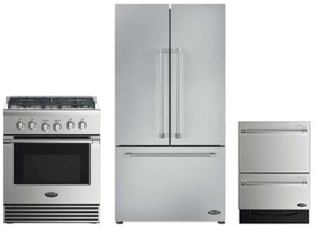 DCS 736341 Kitchen Appliance Packages