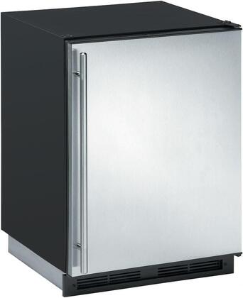 U-Line 1175RS13  Compact Refrigerator with 5.7 cu. ft. Capacity in Stainless Steel