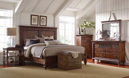 Broyhill 4940QPBNTCDM Cascade Queen Bedroom Sets