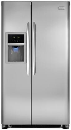 Frigidaire FGHS2342LF Freestanding Side by Side Refrigerator |Appliances Connection