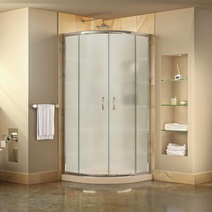 Prime Shower Enclosure Frosted Glass 01 Base 22