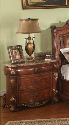 Meridian BELLANS Bella Series Rectangular Wood Night Stand