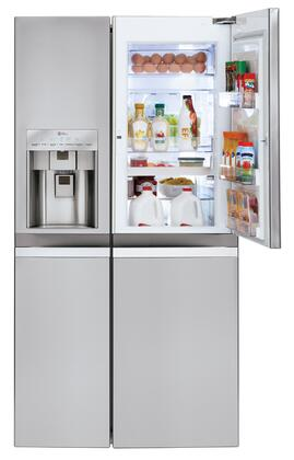 lg lc smart grid how to connect refrigerator