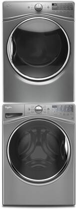 Whirlpool 704409 Washer and Dryer Combos