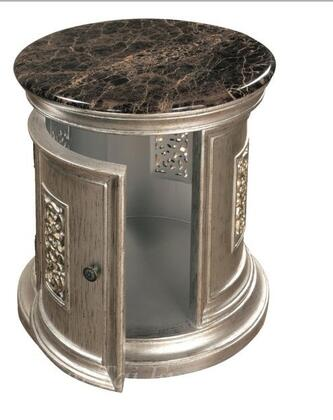 Yuan Tai VY2200-END Victory Series Traditional  End Table