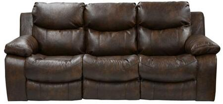 Catnapper 4311122319302319 Catalina Series  Bonded Leather Sofa