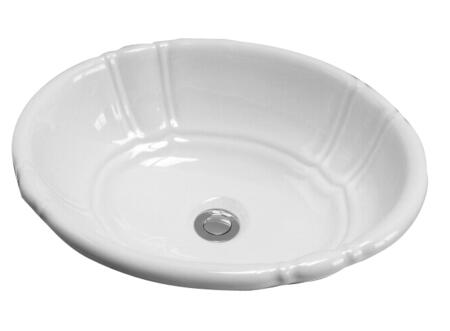 Barclay 4710WH White Sink