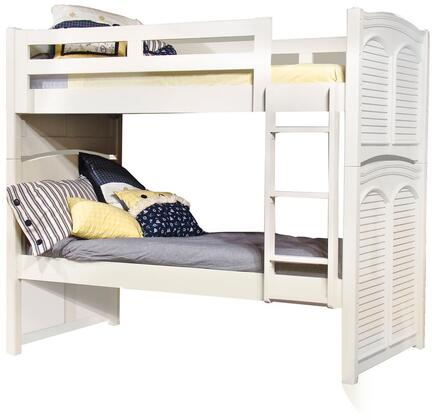 American Woodcrafters 651033BNKT  Twin Size Bunk Bed